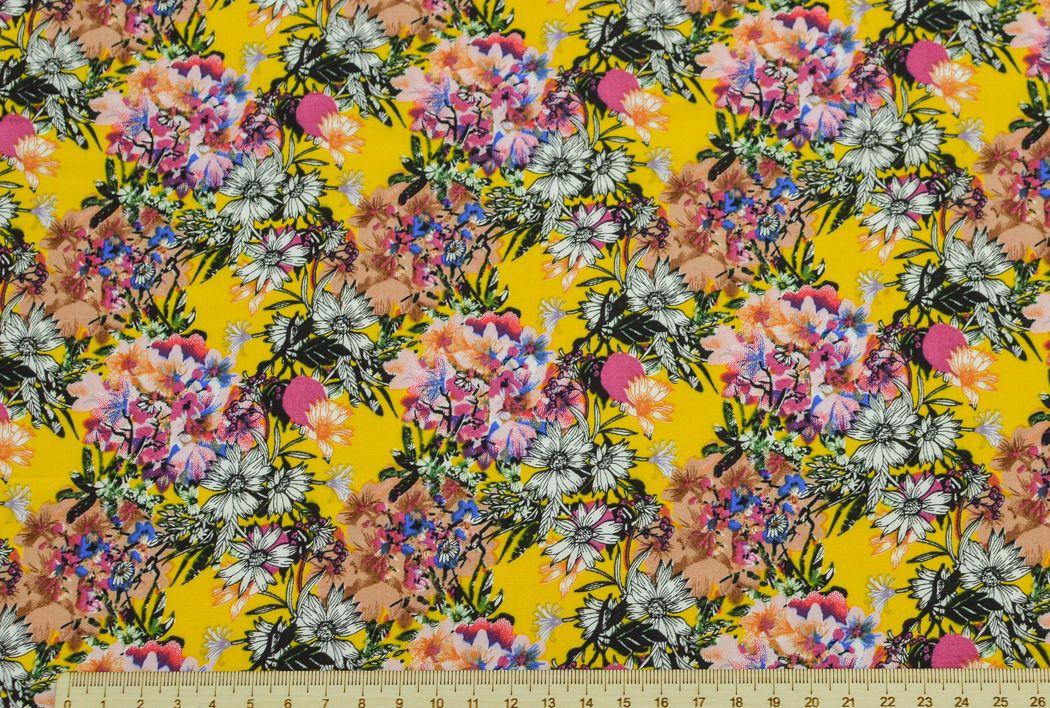 Штапель - плательная ткань арт. 23201/156322, фото 1