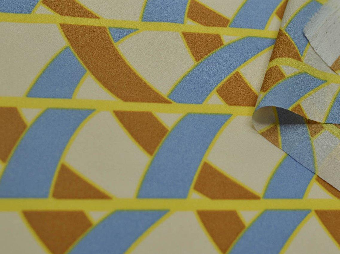 Креповая ткань плательная арт. 232/9735992, фото 1