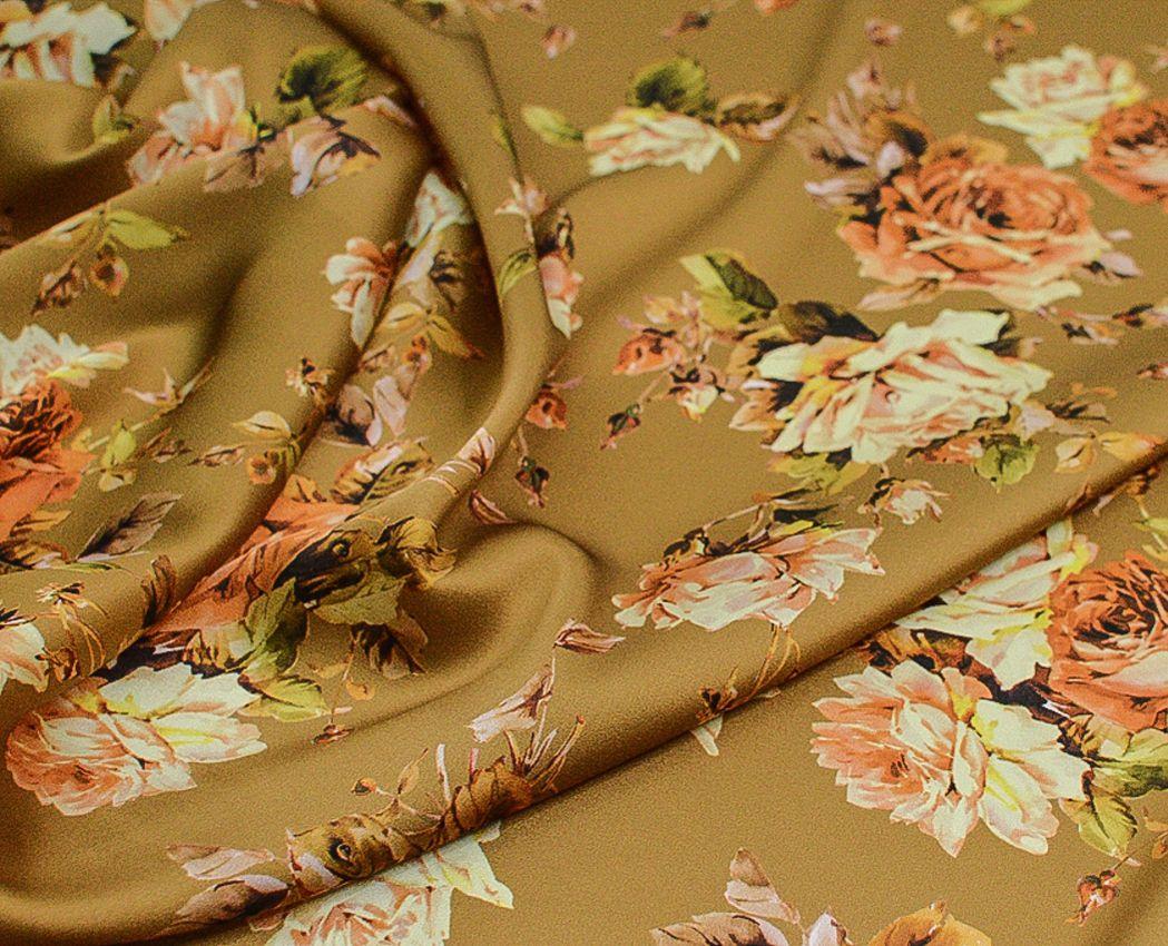 Атлас плательно-блузочный Zimmerman арт. 23201/759572, фото 1