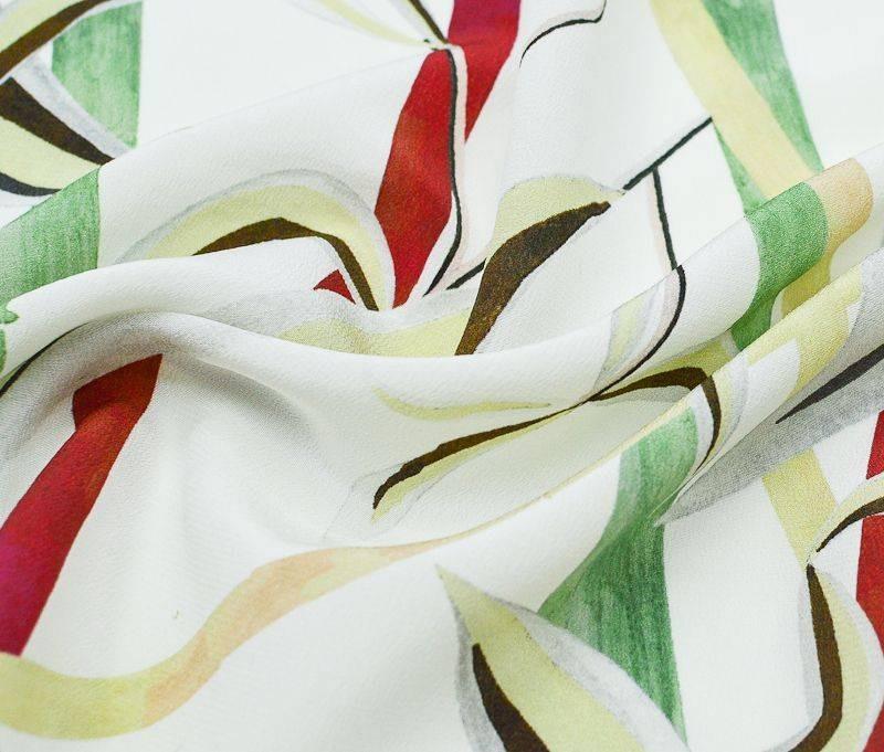 Крепдешин шелковый плательно- блузочный 4418 арт. 23201/5806422, фото 1