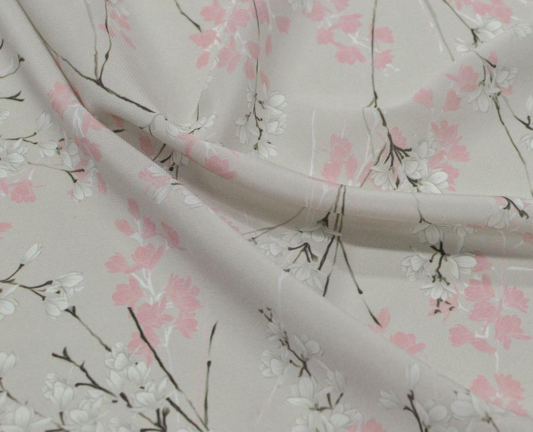 Крепдешин шелковый-Весна арт. 232/9240962, фото 2