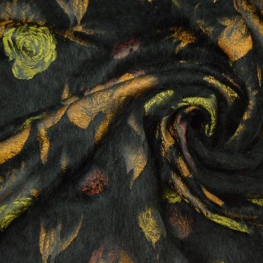 Жаккард пальтово-костюмный арт. 2521682, фото 2