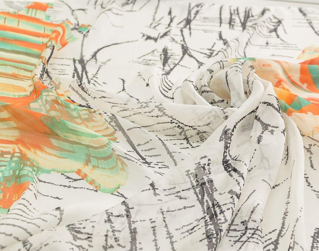 Блузочная ткань арт. 232/4301532, фото 2