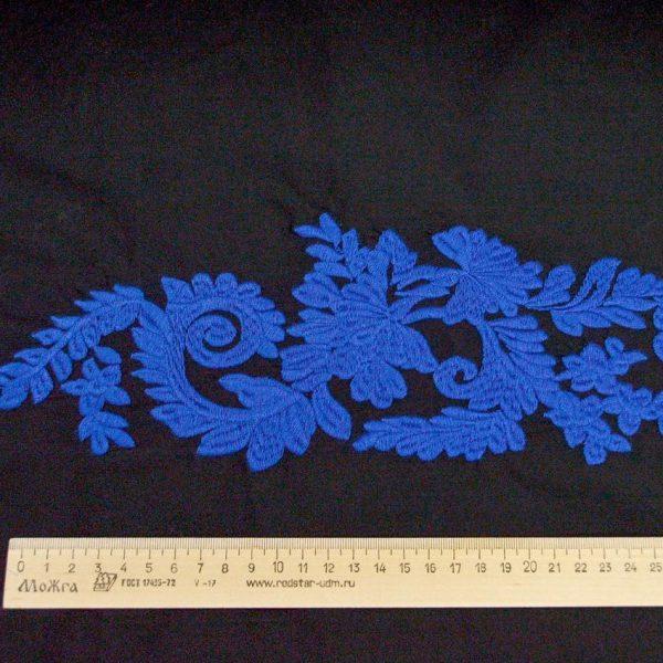 Сорочечная ткань с вышивкой арт. 230830912, фото 2