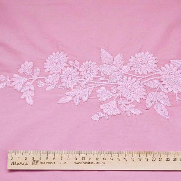 Сорочечная ткань с вышивкой арт. 230832062, фото 1