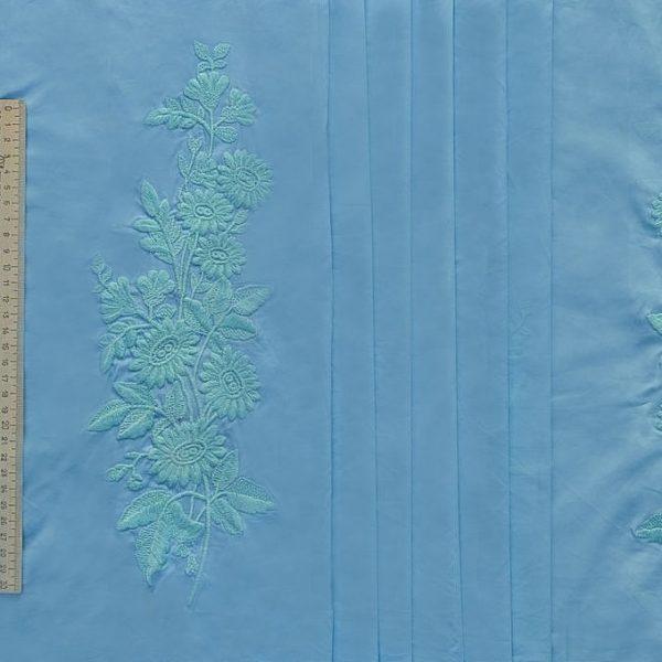 Сорочечная ткань с вышивкой арт. 230831832, фото 2