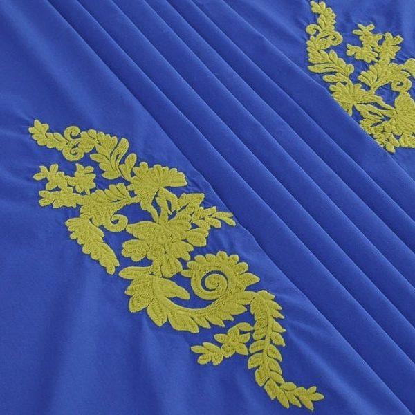 Сорочечная ткань с вышивкой арт. 230831142, фото 1