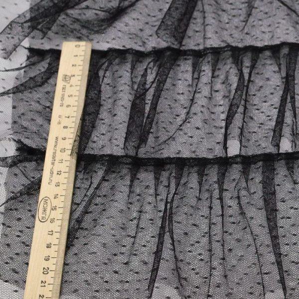 Декоративная сетка ( с воланами) арт. 231083122, фото 1