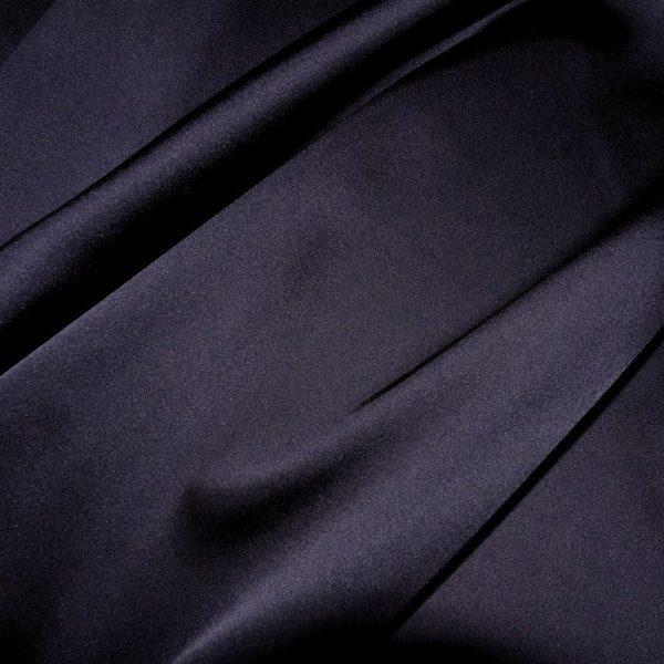Атлас плательно -костюмный темный Фиолетовый арт. 2548412, фото 1