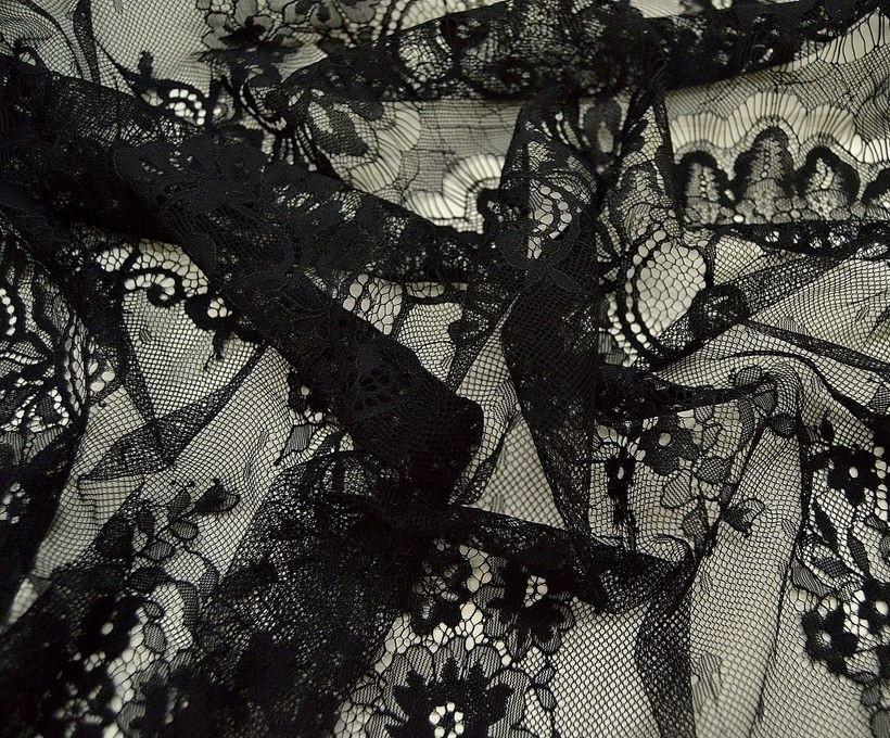 Гипюр- кружевное полотно арт. 230757682, фото 3