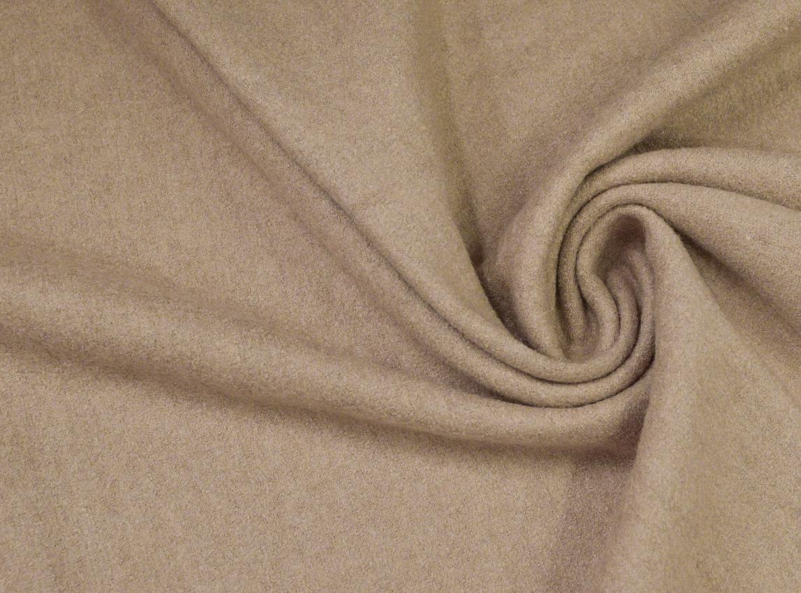 Трикотаж - вареная шерсть лоден арт. 230908222, фото 1