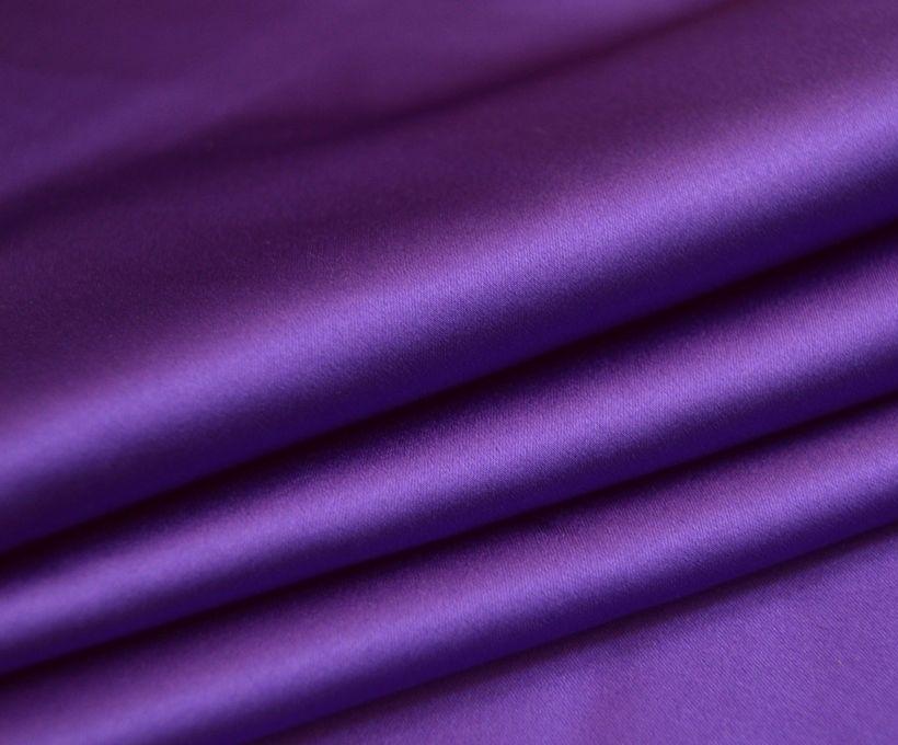 Шелковый атлас плательно-блузочный арт. 230518092, фото 3