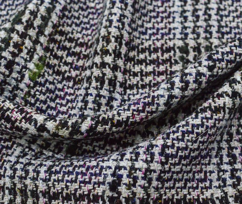 Костюмно- пальтовая ткань твид 1621 арт. 23201/7211822, фото 1