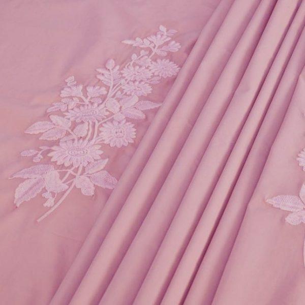 Сорочечная ткань с вышивкой арт. 230832062, фото 2