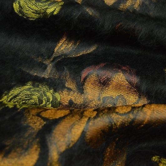 Жаккард пальтово-костюмный арт. 2521682, фото 3