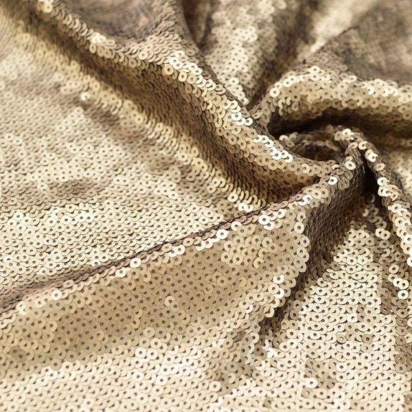 Крупные пайетки на трикотажной основе арт. 230926282, фото 1