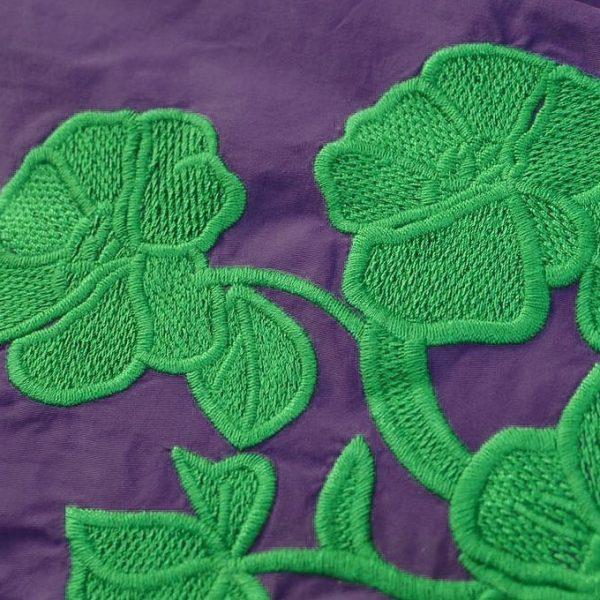 Сорочечная ткань с вышивкой арт. 230831382, фото 2