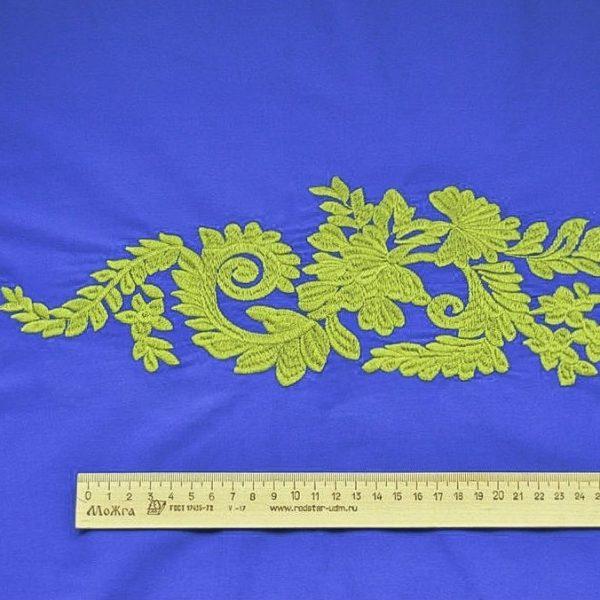 Сорочечная ткань с вышивкой арт. 230831142, фото 2
