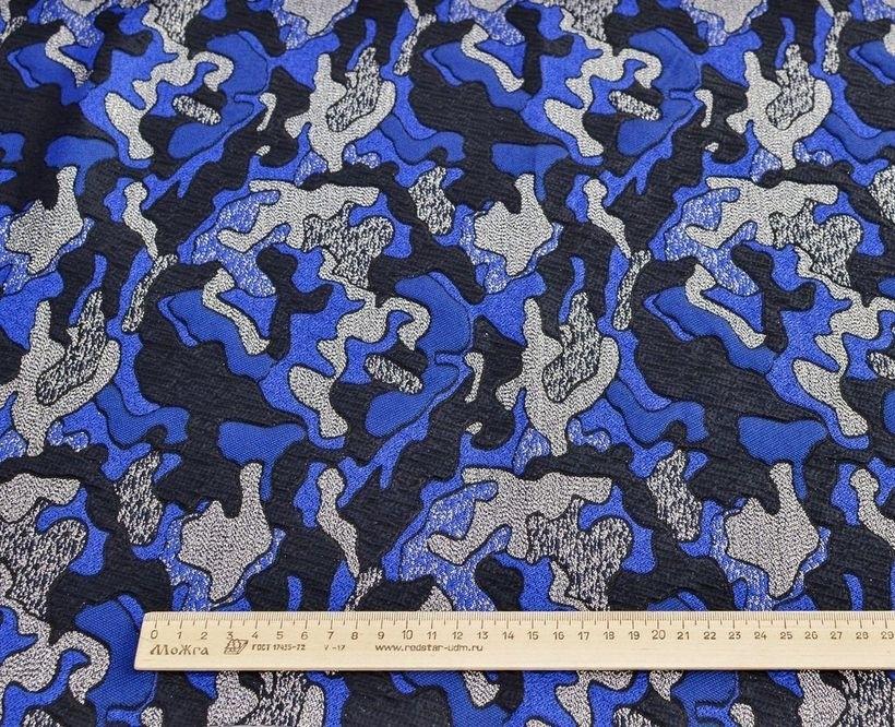 Жаккард костюмный нарядный арт. 230858422, фото 1