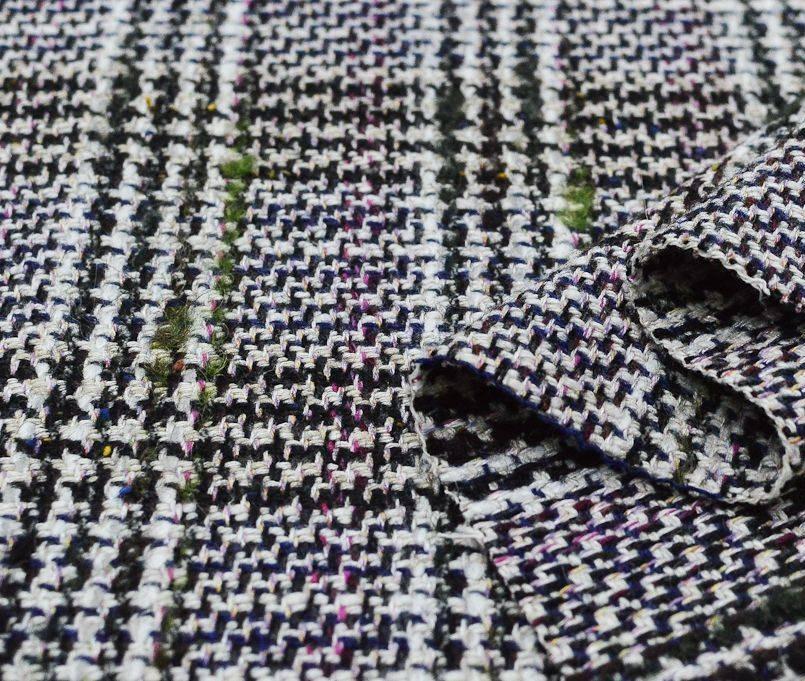 Костюмно- пальтовая ткань твид 1621 арт. 23201/7211822, фото 2