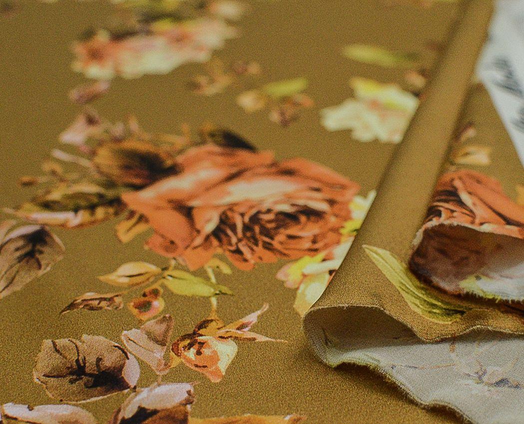 Атлас плательно-блузочный Zimmerman арт. 23201/759572, фото 3