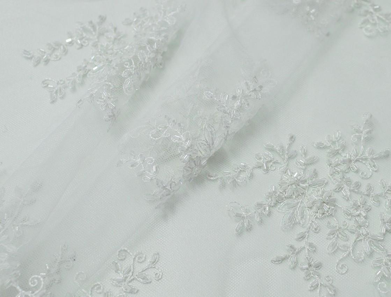 Вышивка на сетке с бисером арт. 233/3312, фото 2