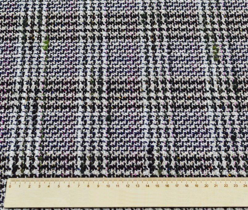 Костюмно- пальтовая ткань твид 1621 арт. 23201/7211822, фото 3