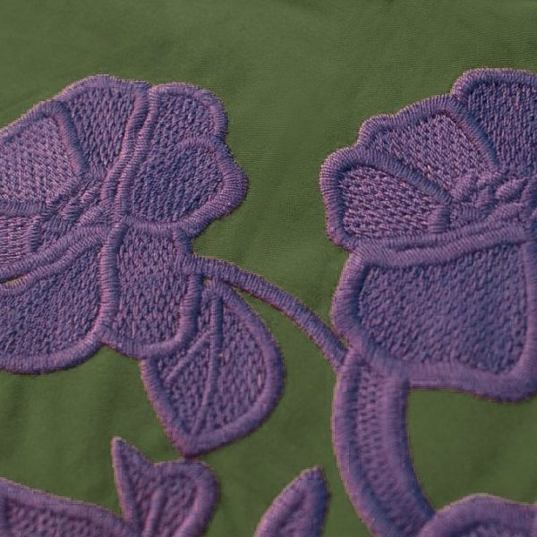 Сорочечная ткань с вышивкой арт. 230831452, фото 2