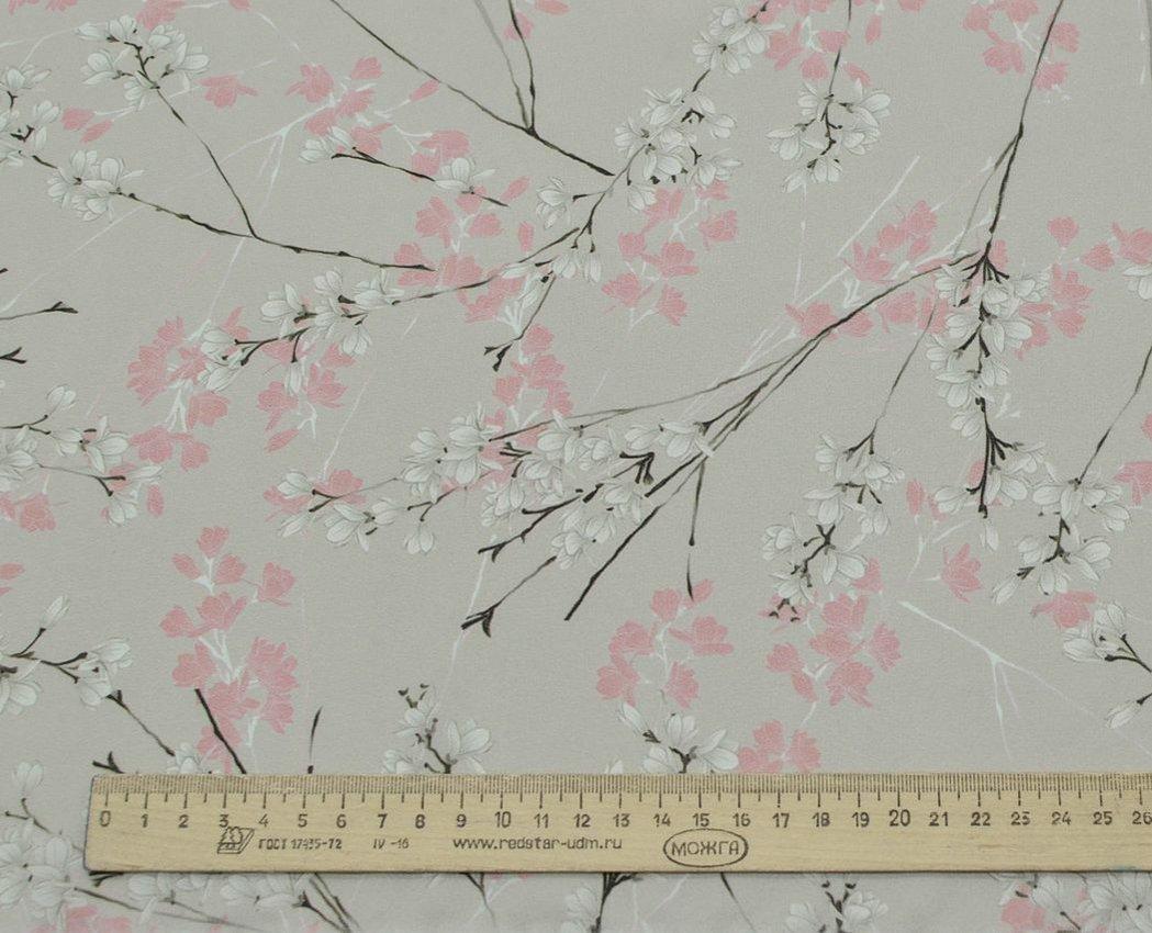 Крепдешин шелковый-Весна арт. 232/9240962, фото 1