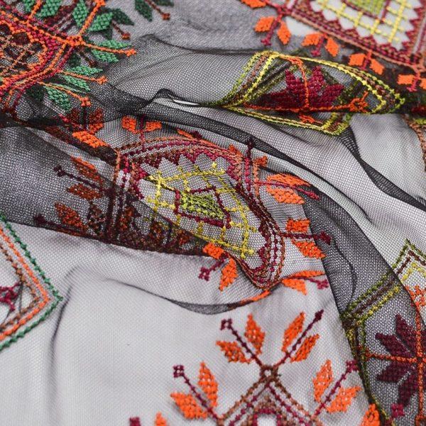 Вышивка крестиком на сетке (в народном стиле) арт. 230999482, фото 2