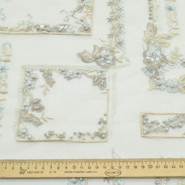 Вышивка на сетке арт. 232/4518202, фото 1