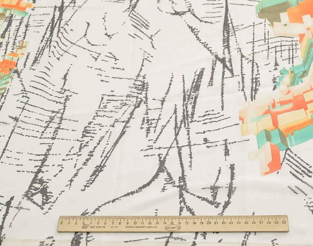 Блузочная ткань арт. 232/4301532, фото 1