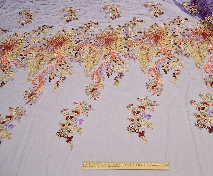 Декоративная вышивка на сетке арт. 230668272, фото 2