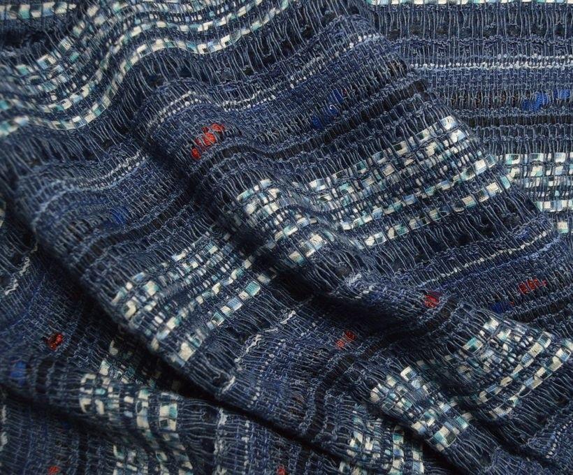 Ткань плательно- костюмная в стиле Шанель арт. 230395002, фото 2