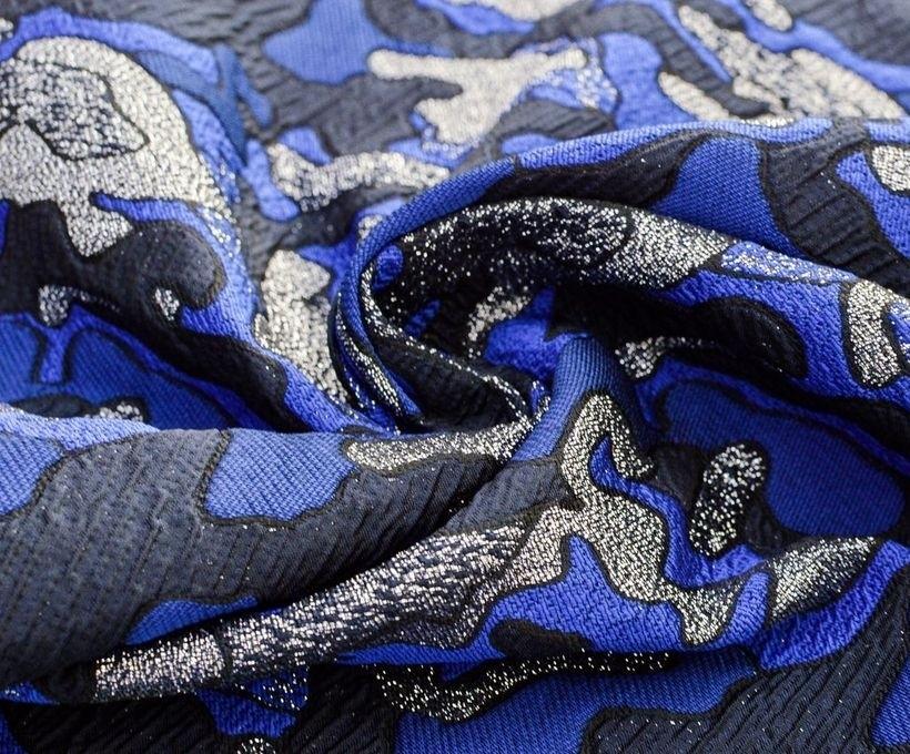 Жаккард костюмный нарядный арт. 230858422, фото 2