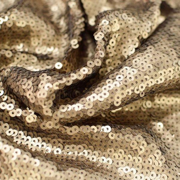 Крупные пайетки на трикотажной основе арт. 230926282, фото 2