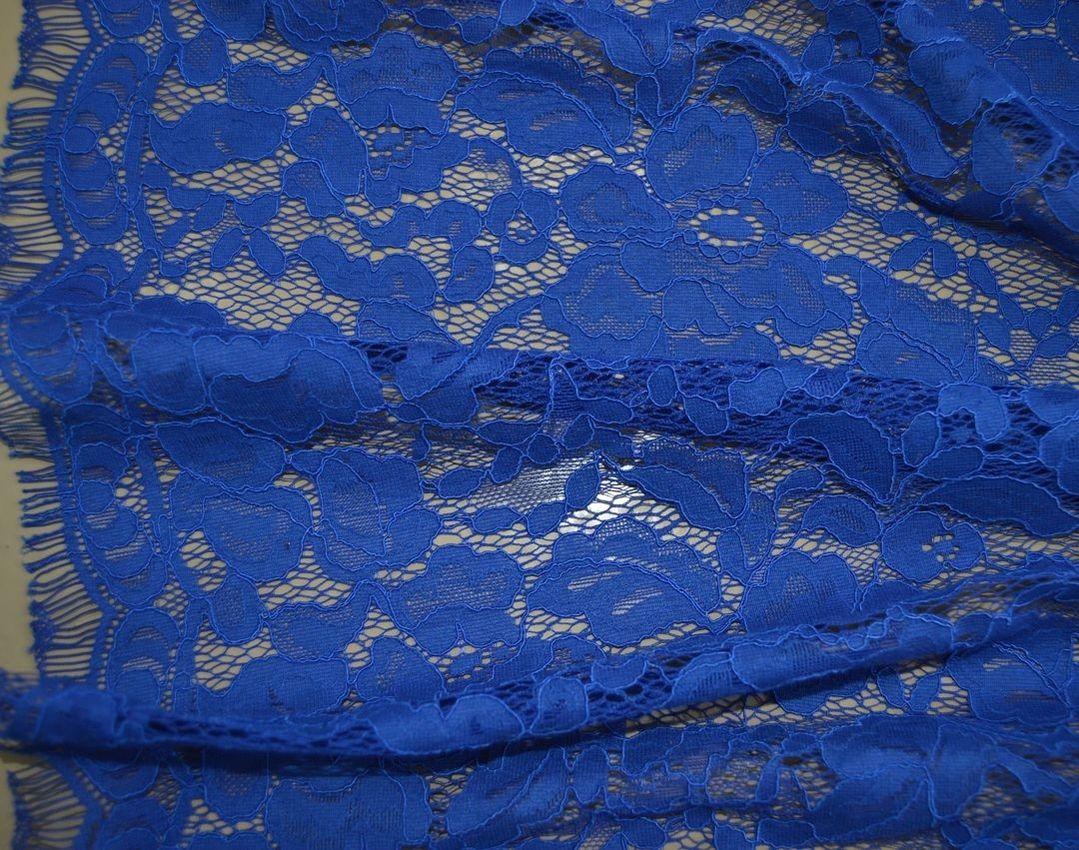 Кружевное полотно с кордовым шнуром арт. 2204192, фото 3