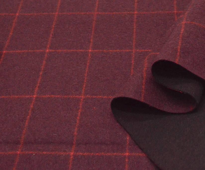 2х сторонняя костюмно- пальтовая ткань BOTTEGA VENETA 351 арт. 23201/4139262, фото 2
