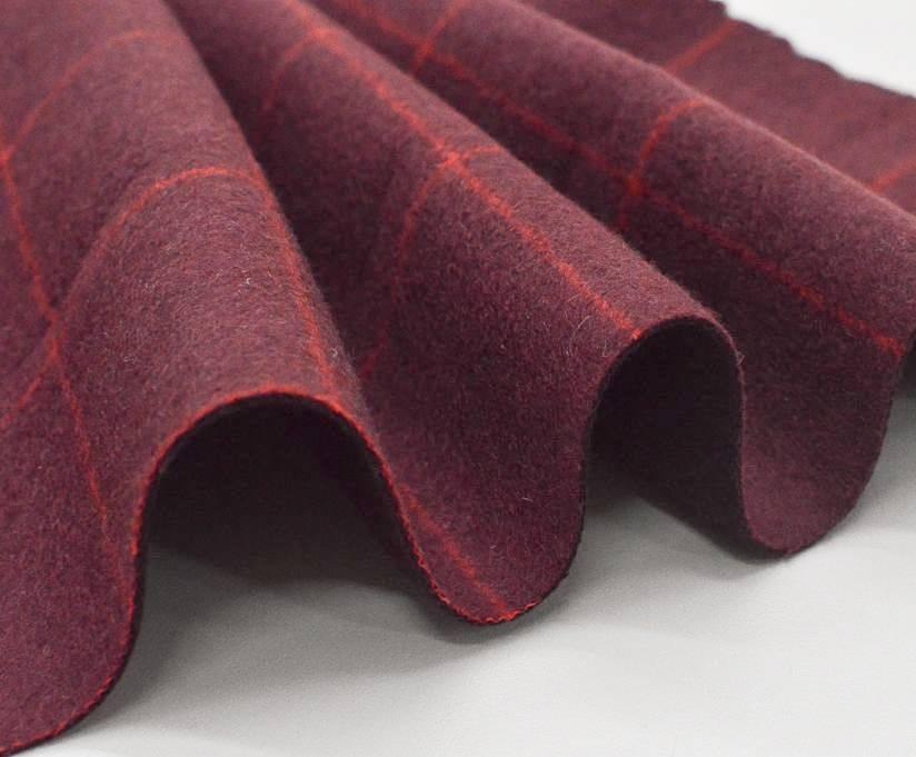 2х сторонняя костюмно- пальтовая ткань BOTTEGA VENETA 351 арт. 23201/4139262, фото 4