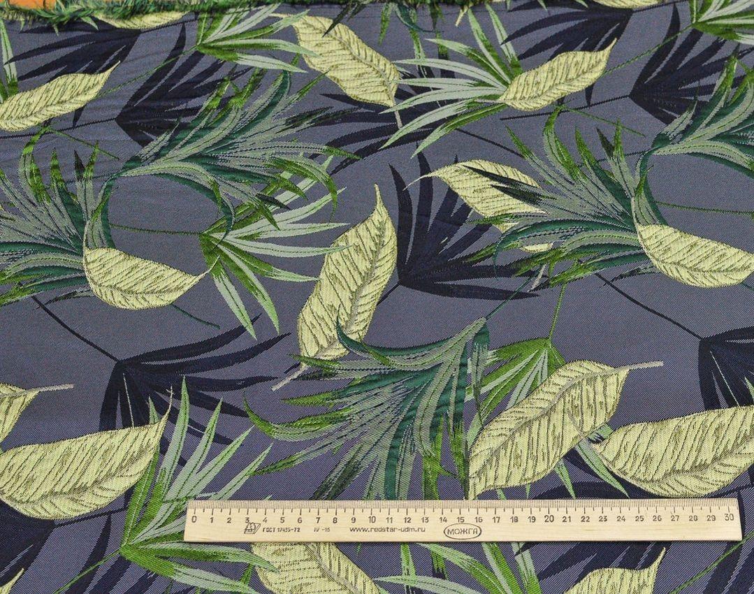 Жаккард костюмный - джунгли арт. 233/2252, фото 1