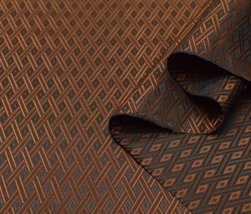 Жаккардовая подкладочная ткань 0009 арт. 298/17002, фото 2