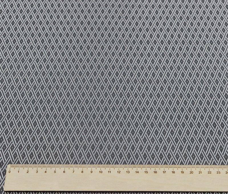 Жаккардовая подкладочная ткань 001 арт. 298/16872, фото 3