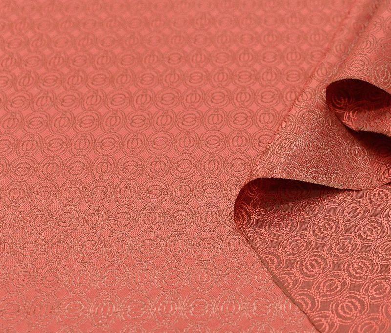 Жаккардовая подкладочная ткань 03 арт. 298/11512, фото 2