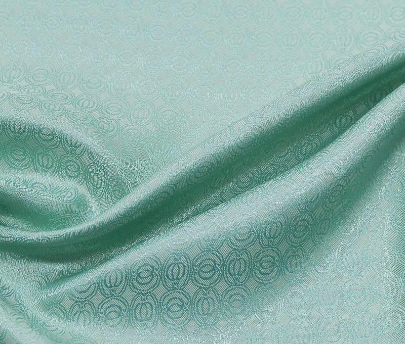 Жаккардовая подкладочная ткань 07 арт. 298/11372, фото 1