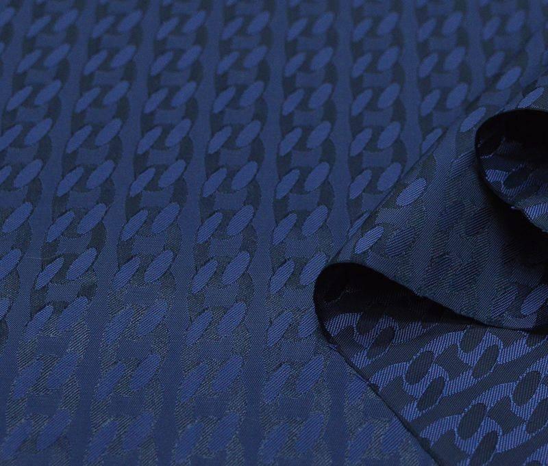 Жаккардовая подкладочная ткань 08 арт. 298/14412, фото 2