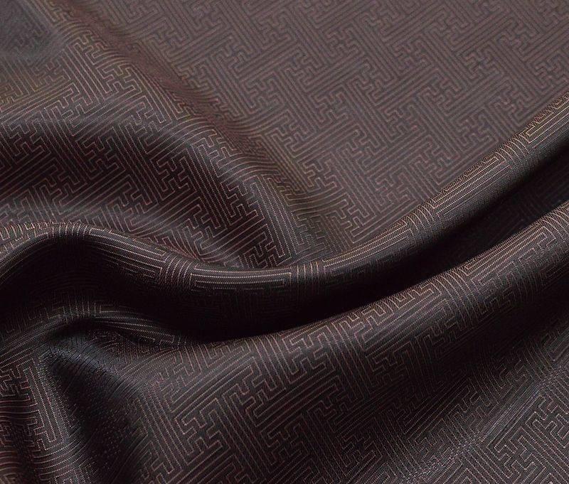 Жаккардовая подкладочная ткань 1111 арт. 298/11822, фото 1
