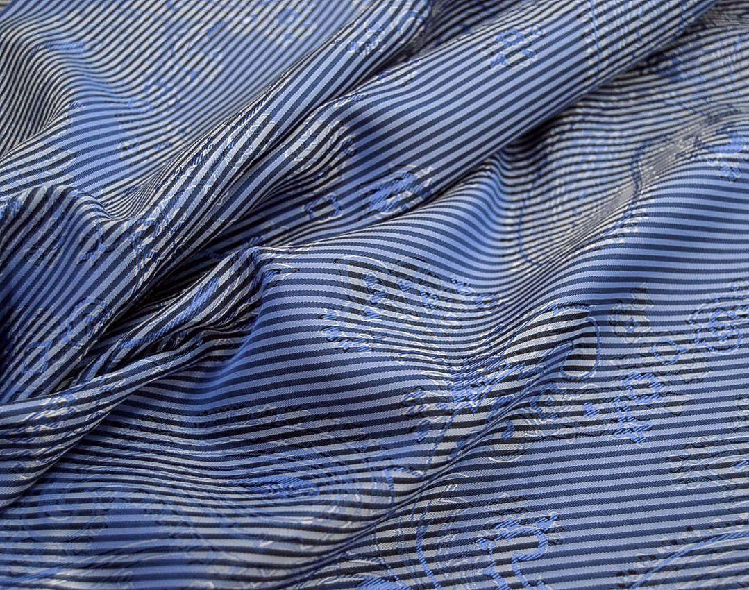 Жаккардовая подкладочная ткань арт. 232/273332, фото 4