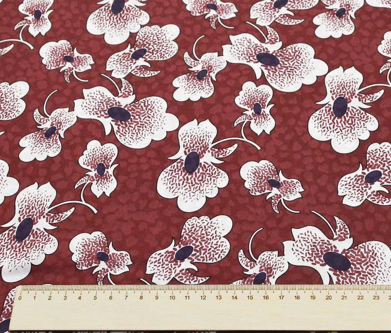 Жаккардовый блузочный шелк  BOTTEGA VENETA 380 арт. 23201/4148792, фото 3