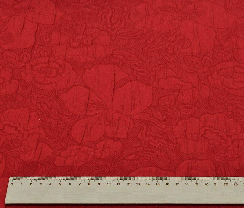 Жаккардовый шелк Stella McCartney 406 арт. 23201/7884822, фото 3