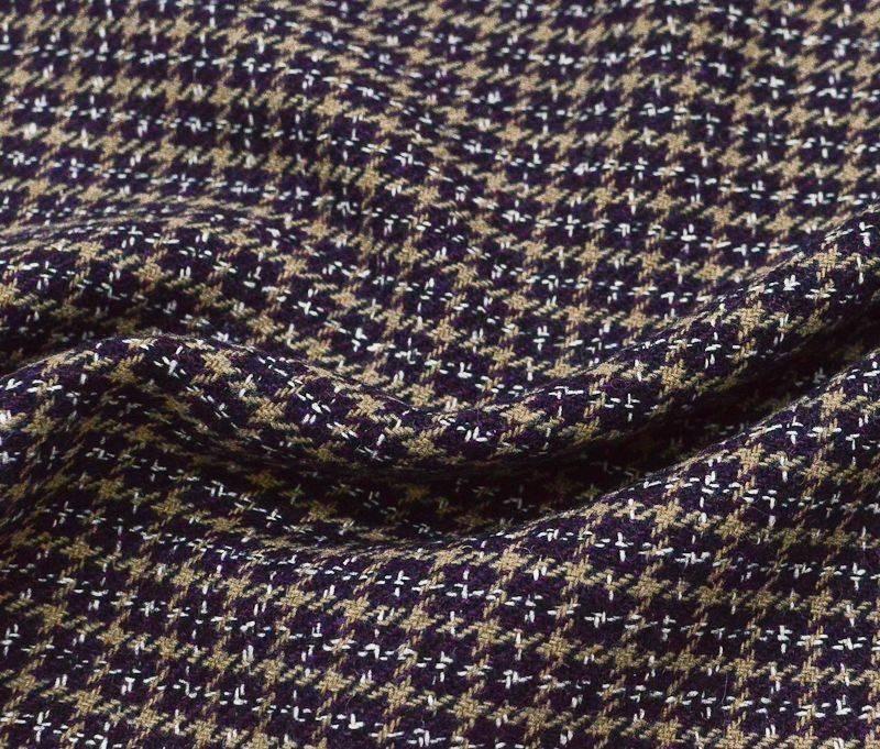 Костюмно-пальтовая ткань твид 1609 арт. 23201/7208642, фото 2